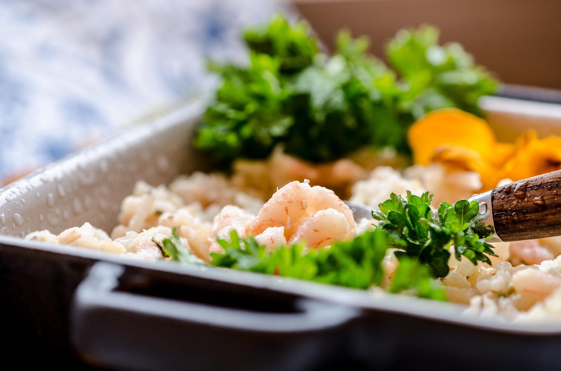 Deliciosa receta con arroz integral
