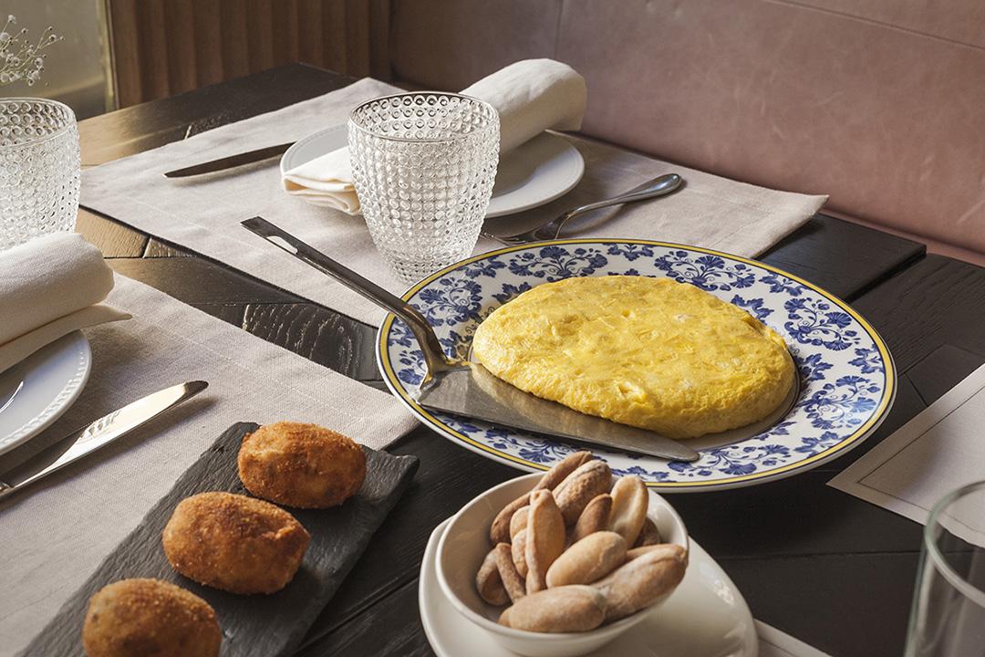 Taberna Pedraza: platos creativos de origen madrileño