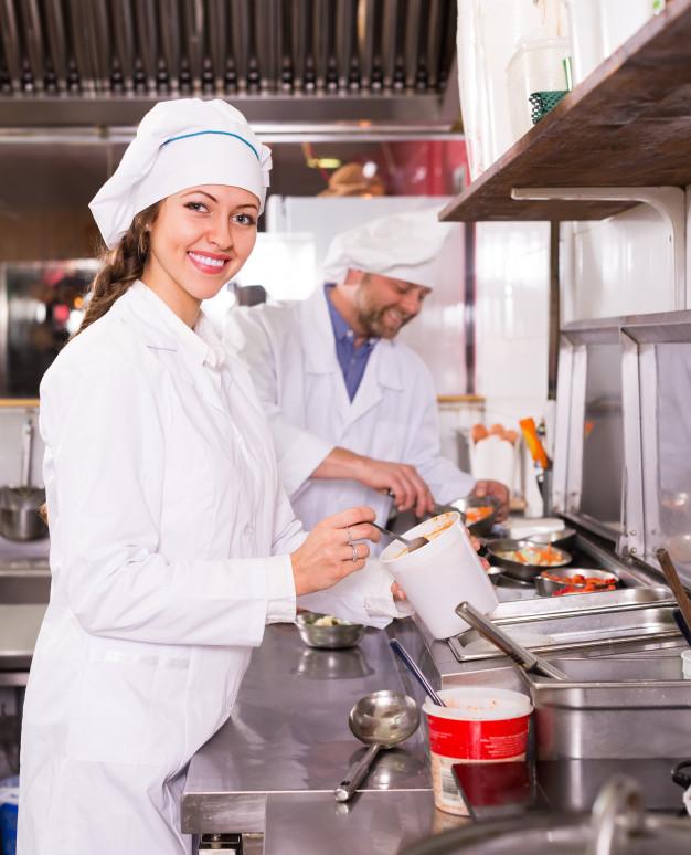 Los cocineros están marcados por sus madres