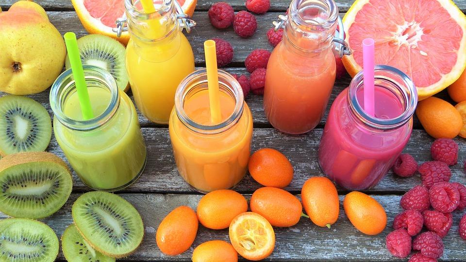5 zumos detox para dar la bienvenida a la primavera