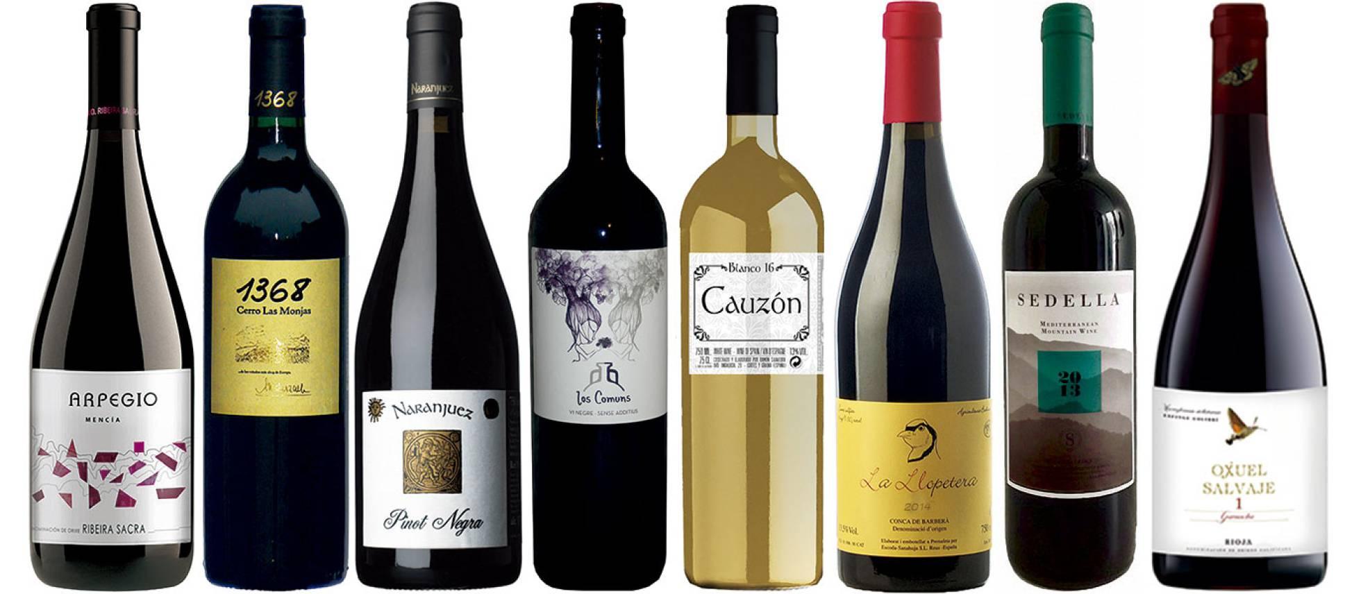Los mejores vinos naturales